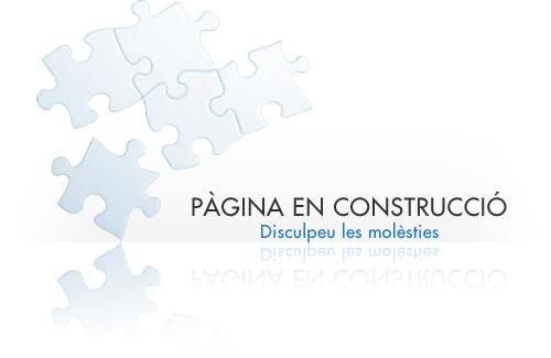 Pàgina en construcció, disculpau les molèsties